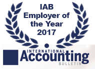 IAB Employer of the year 2017